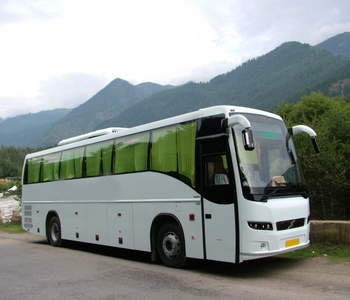 Manali Tour by Volvo