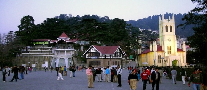 Shimla Excursion Tour